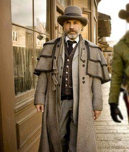 Christoph Waltz Duster Coat