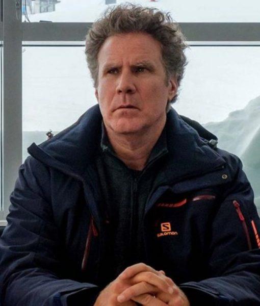 Downhill 2020 Will Ferrell Jacket