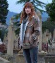 Emma BoothThe Gloaming Shearling Jacket