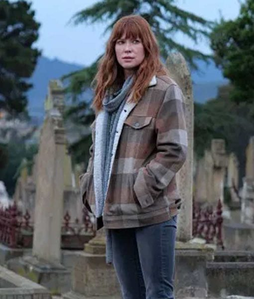 The Gloaming Detective Molly McGee Plaid Jacket