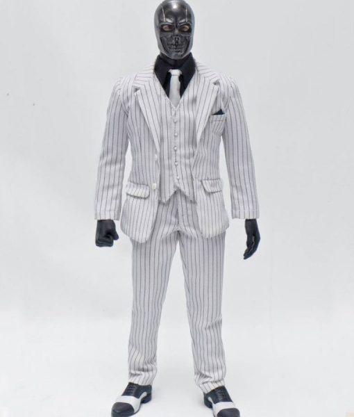 Ewan McGregor Birds of Prey Black Mask Suit