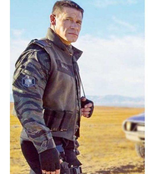 Fast and Furious John Cena Vest