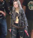 Nix Motorcycle Leather Jacket
