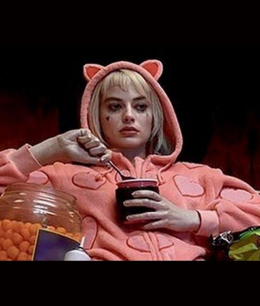 Harley Quinn Nightwear Jumpsuit