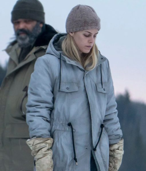 Hold The Dark Medora Slone Coat