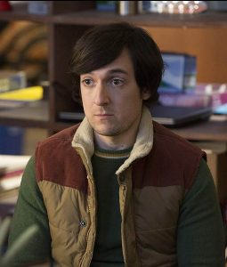 Josh Brener Silicon Valley Vest