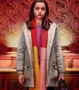 Knives Out Marta Cabrera Hooded Coat