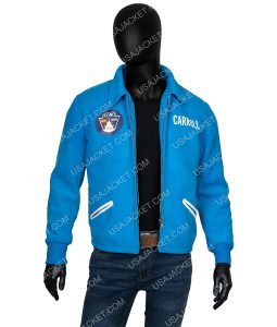 Ford v Ferrari Carroll Shelby Cotton Jacket