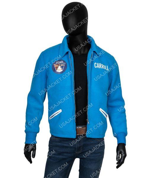 Matt Damon Ford v Ferrari Carroll Shelby Cotton Jacket