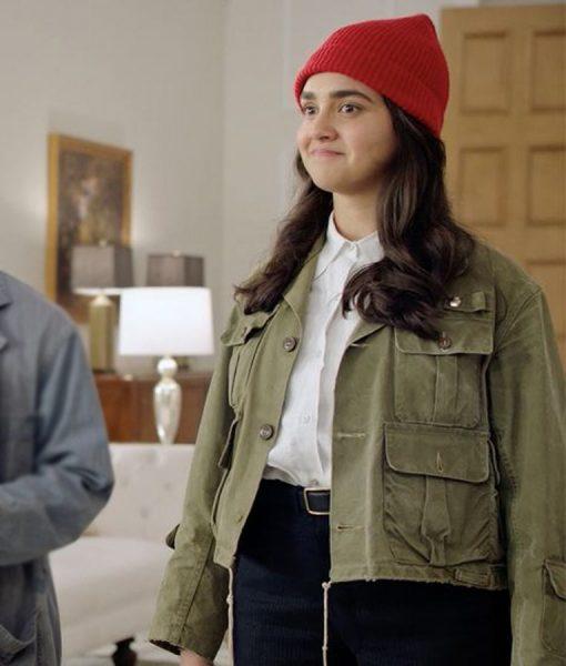 Miracle Worker Eliza Military Jacket