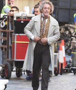 Mr. Micawber Coat