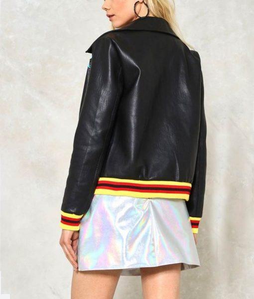 High School Musical Nini Salazar-Roberts Bomber Jacket