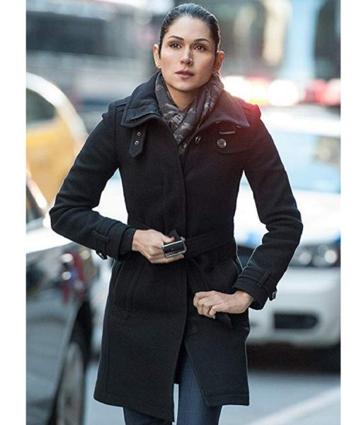 Power Season 02 Consequences Angela Valdes Coat