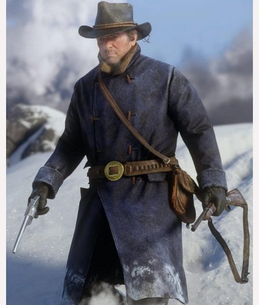 RDR 2 Arthur Morgan Blue Coat