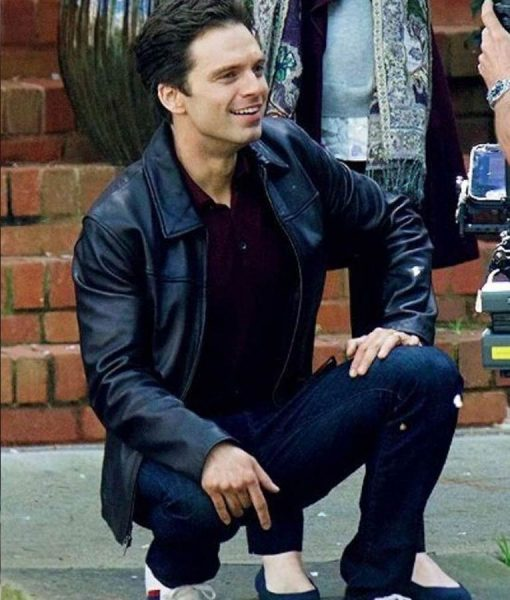 The Last Full Measure Sebastian Stan Leather Jacket