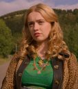 Sex Education Aimee Gibbs Leopard Jacket