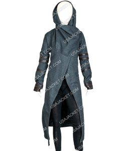 Star Trek Picard Dahj Hooded Coat