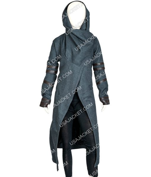 Star Trek Picard Dahj Long Coat
