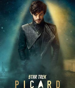 Star Trek Picard Harry Treadaway Jacket