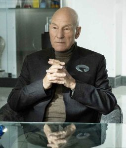 Jean-Luc Picard Jacket