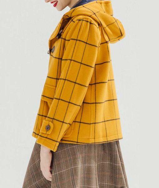 Taylor Swift Paddington Loves Duffle Coat With Hood