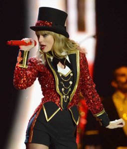 Taylor Swift The Red Tour Coat
