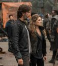 The 100 Season 03 Black Leather Henry Ian Cusick Jacket