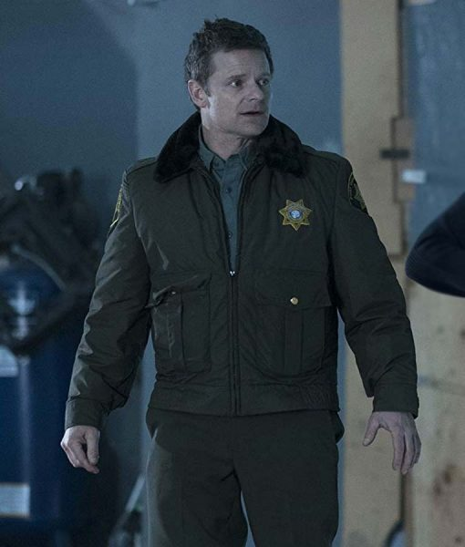 The Crossing Jacket With Fur Collar