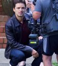 The Last Full Measure Black Sebastian Stan Leather Jacket