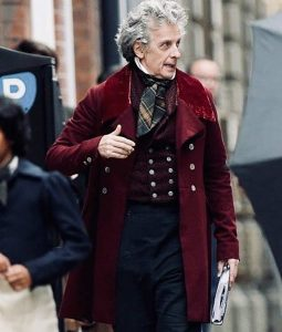 Mr. Micawber Peter Capaldi Coat