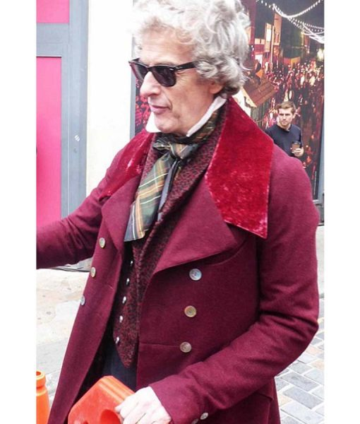 The Personal History of David Copperfield Mr. Micawber Coat
