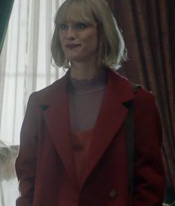 The Turning Kate Long Coat