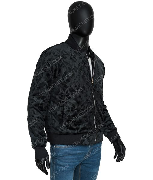 Uncut Gems Adam Sandler Black Jacket
