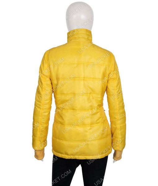 Billie Eilish Puffer Jacket