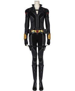 Natasha Romanoff 2021 Black Widow Jumpsuit Costume