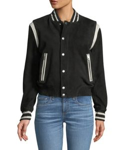 Javicia Leslie God Friended Me Bomber Jacket