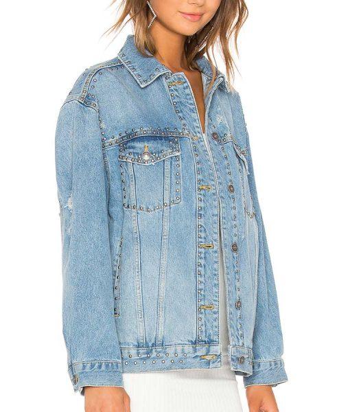 All American Olivia Baker Denim Jacket