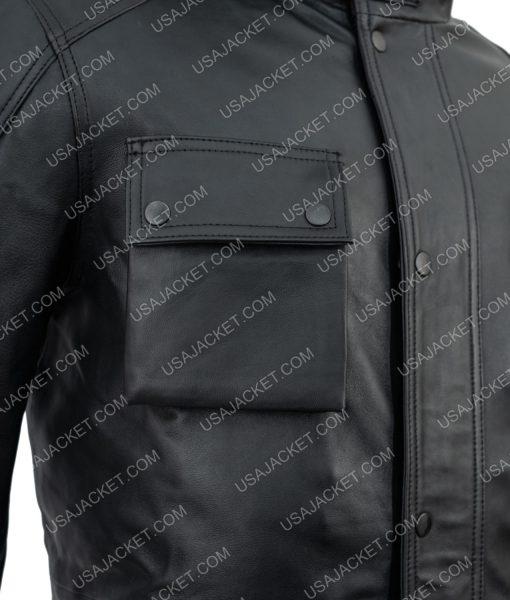 Takeshi Kovacs Altered Carbon Season 02 BlackLeather Jacket