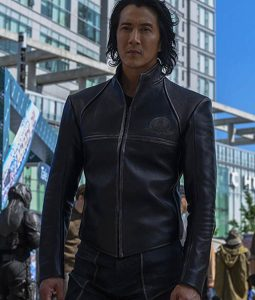 Altered Carbon So2 Stronghold Kovacs Jacket