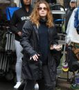 Amy Adams The Woman in the Window Trench Coat