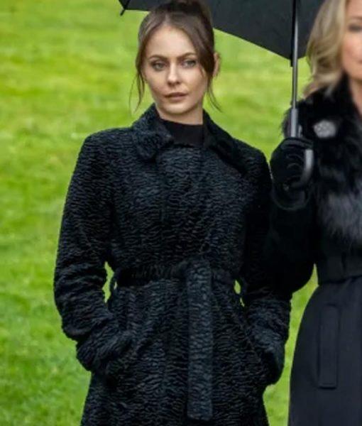 Arrow Season 08 Thea Queen Trench Coat