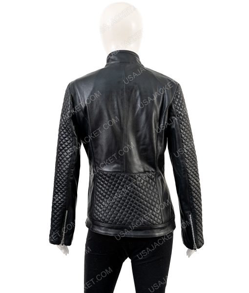 Isabella Quilted Jacket