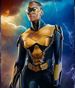 Black Lightning Anissa Pierce Thunder Jacket