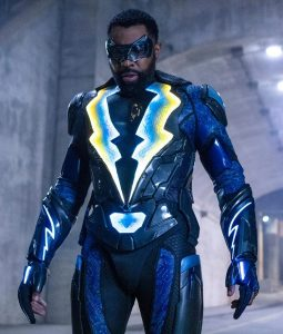Black Lightning Jacket