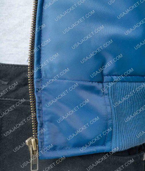 Super Bowl Chris Evans Quilted Jacket