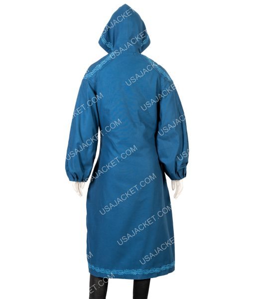 ciri blue long coat