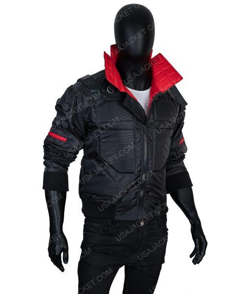 Cyberpunk 2077 Jackie Welles Cropped Jacket