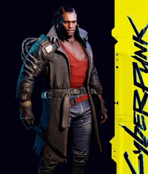 Cyberpunk 2077 Placide Coat
