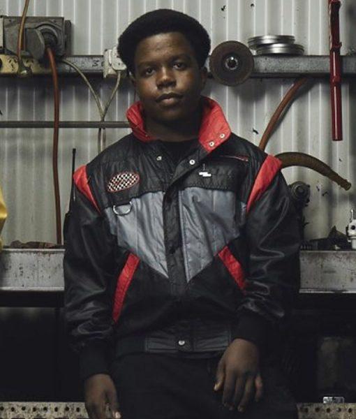 Darius Amarfio Jefferson GO Colin Bomber Jacket