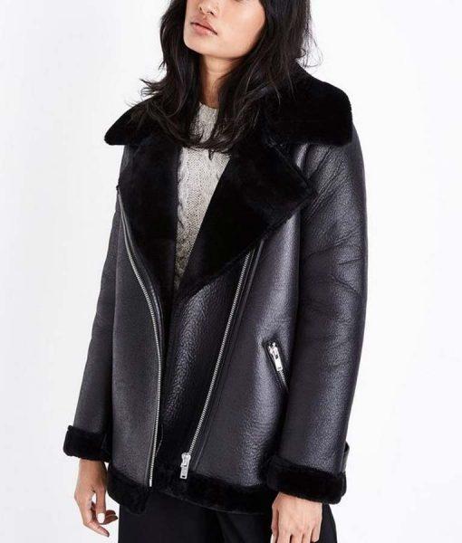 Dodge Lock & Key Leather Jacket